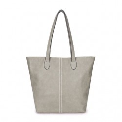Long and Son 3882 Womens Light Grey Bag