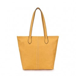 Long and Son 3882 Womens Yellow Bag