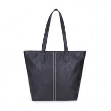 Long and Son 3882 Womens Black Bag