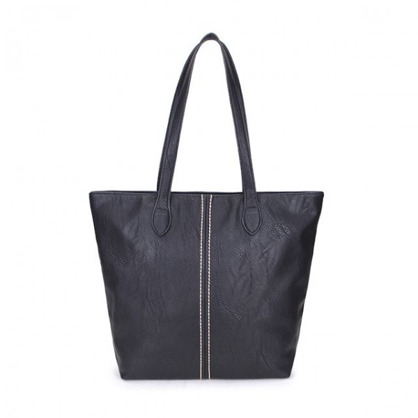 Long and Son 3882 Womens Black Bag
