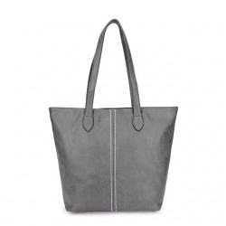 Long and Son 3882 Womens Grey Bag