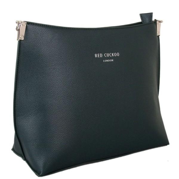 Red Cuckoo 471 Womens Green Bag