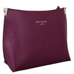 Red Cuckoo 471 Womens Purple Bag