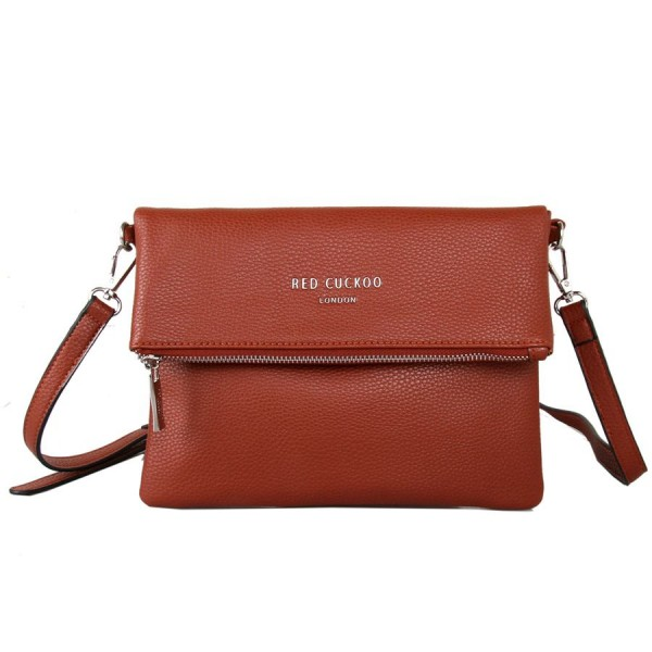 Red Cuckoo 475 Womens Rust Bag