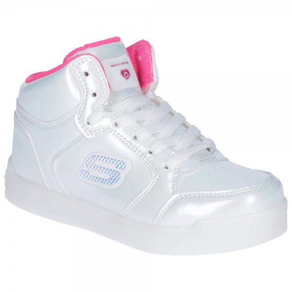 Skechers E Pro Pearl Princess High Top Trainer