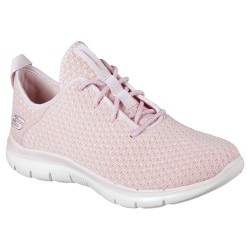 Skechers Flex Appeal 2.0 Bold Move Womens Pink Trainer