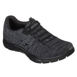 Skechers Empire Dream World Womens Black Shoe