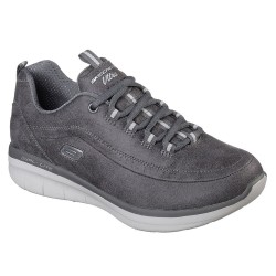 Skechers Synergy 2.0 Womens Charcoal Shoe