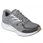 Skechers Skyline Dashin Thru Womens Grey Shoe