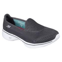 Skechers Go Walk 4 Propel Womens Grey Shoe