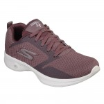 Skechers Go Walk 4 Womens Mauve Shoe