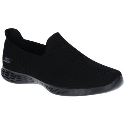 Skechers You Define Womens Black Shoe