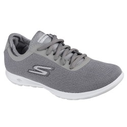 Skechers Gowalk Lite Intuitive Womens Grey Shoe