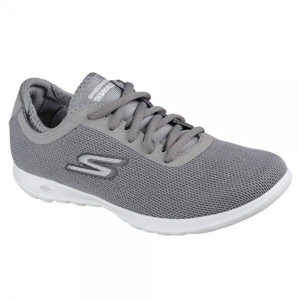 Skechers Gowalk Lite Intuitive Womens Grey Shoe