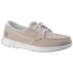 Skechers Gowalk Lite Womens Taupe Shoe