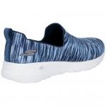 Skechers Go Walk Joy Terrific Womens Navy-White Shoe