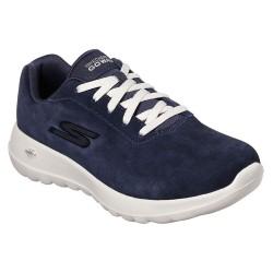 Skechers Go Walk Joy Womens Navy-White Shoe