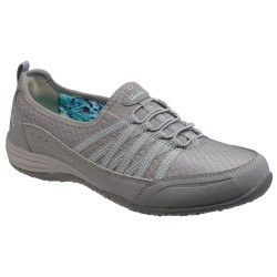 Skechers Unity Go Big Womens Grey Trainer