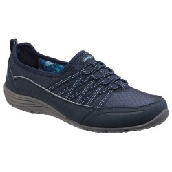 Skechers Unity Go Big Womens Navy Trainer