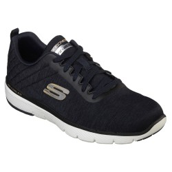 Skechers Flex Advantage 3.0 - Jecti Mens Navy-Black Trainer