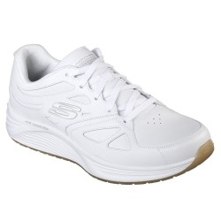 Skechers Skyline Woodmist Mens White Trainer