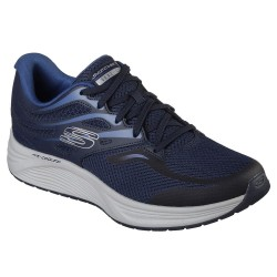 Skechers Skyline Brightshore Mens Navy Trainer