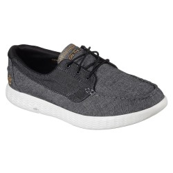 Skechers On The Go Glide Coastline Mens Grey Shoe