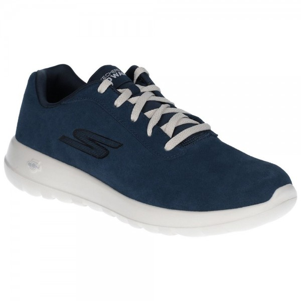 Skechers Go Walk Max Mens Navy Trainer