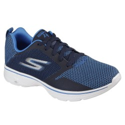 Skechers GOwalk 4 Solar Mens Navy Trainer