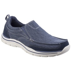 Skechers Expected Tomen Mens Navy Shoe