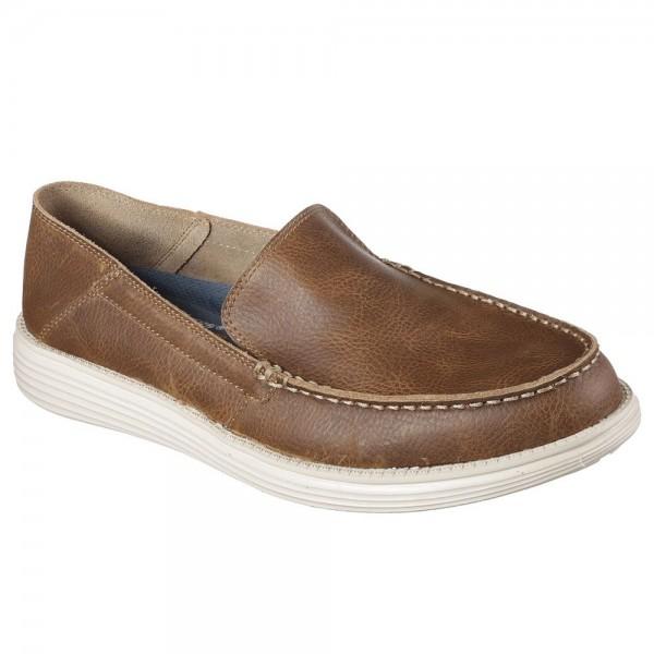 Skechers Status Breson Slip-On Shoe