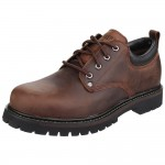 Skechers Tom Cats Mens Dark Brown Shoe