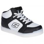 Skechers Energy Lights E-Pro Black-White Trainer