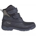 Cotswold Kempsford Black Waterproof Snow Boot