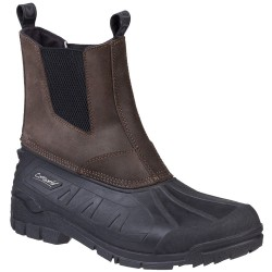 Cotswold Whiteway Mens Brown Waterproof Boot