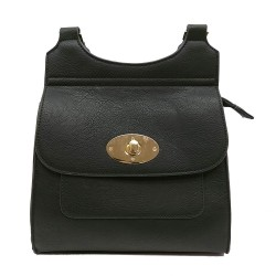 Superbia 1501 Womens Black Bag