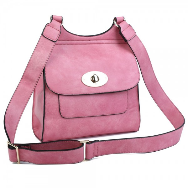Superbia 1501 Womens Pink Bag