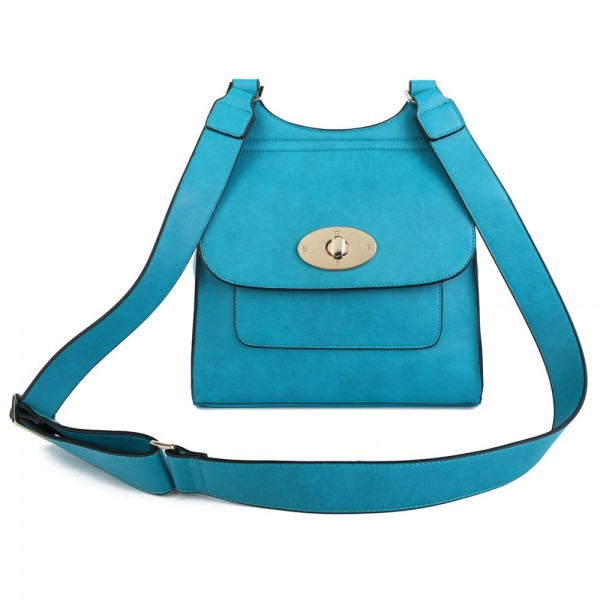 Superbia 1501 Womens Teal Bag