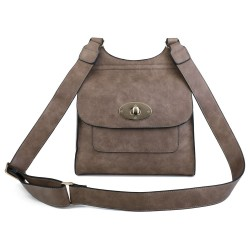 Superbia 1501 Womens Mink Bag