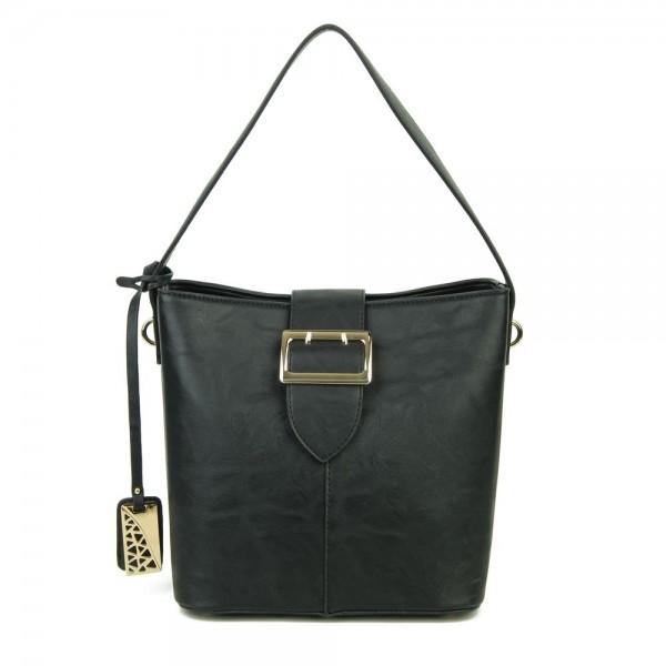 Superbia 3053 Womens Black Bag