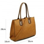 Superbia 3057 Womens Orange Bag