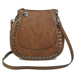 Superbia 3059 Womens Brown Bag