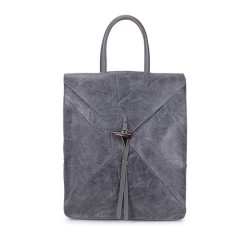 Long and Son 12202 Grey Backpack Bag