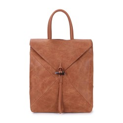 Long and Son 12202 Brown Backpack Bag