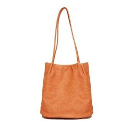 Long and Son 6773 Womens Light Brown Shoulder Bag