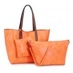 Long and Son 9517 Womens Pink Shoulder Bag