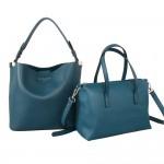 Red Cuckoo 556 Womens Emerald Duo Shoulder Bags