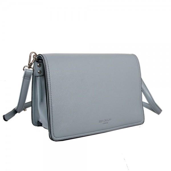 Red Cuckoo 578 Womens Blue Crossbody Bag
