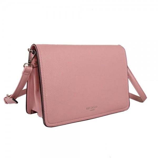 Red Cuckoo 578 Womens Pink Crossbody Bag