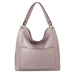 Red Cuckoo 579 Womens Silver Shoulder Bag